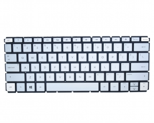 HP 13-d108TU US Layout Keyboard with Backlight